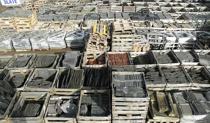 All Slates: Reclaimed Slates